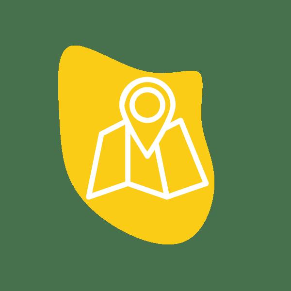 NOXOZ Marka w aplikacjach i na mapach